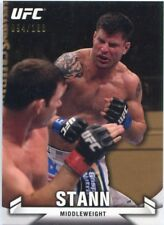 2013 TOPPS UFC KNOCK OUT GOLD PARALLEL #/188 BRIAN STANN #15