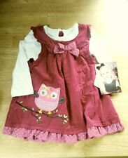 Todler Dress Owl Younghearts size 2T