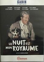 DVD : La nuit est mon royaume - Gabin - NEUF