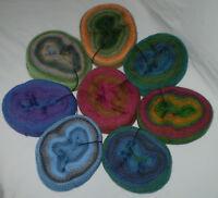 (13,30€/100gr) 150 gr Zauber Flower von  Schoppel 100% Wolle(Merino) Farbverlauf