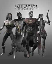 Injustice: Gods Among Us - Zombie Mode DLC [Xbox 360, Live] NEW - Email Sent