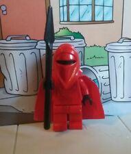 Star Wars lego mini figure IMPERIAL ROYAL GUARD 6211 10188