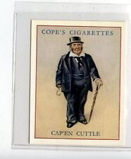 (JD1791-100)  COPE,DICKENS CHARACTER SERIES,CAP'EN CUTTLE,1939,#22