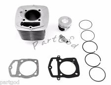 Cylinder Kit 223CM3 250cc for Honda ATC 200 XL200 Piston 65.5mm Bore Rings Pin