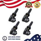 4Pcs Tire Pressure Monitor Sensor 13598771 For GM ACDelco TPMS 13516164 13598772