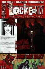 LOCKE & KEY welcome to LOVECRAFT special edition 1 1st print IDW COMIC JOE HILL