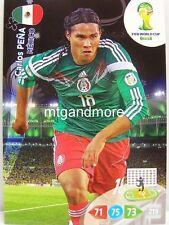 Adrenalyn XL-carlos peña-mexico-FIFA World Cup Brazil 2014 WM