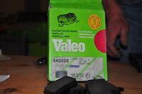 jeu plaquettes frein valeo 540029 citroen gsa mehari ax