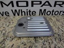 Dodge Ram 2500 3500 New Transmission Oil Filter 5.7L 6.7L Mopar Factory OEM