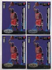 Michael Jordan 1996-97 UD Crash the Game ' 96 Series 2 Gold Card Lot of 100 #C30
