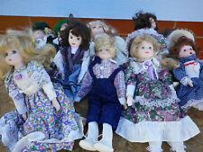 Puppe Dekopuppen Sammlerpuppen 25-45 cm verschiedene zur Auswahl Auktion 2