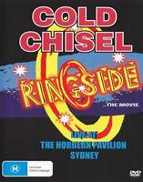 COLD CHISEL - RINGSIDE : PAL All Regions DVD ~ JIMMY BARNES~IAN MOSS *NEW*