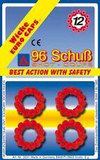 Paquet de 96 Amorces 1 Paquets de 8 Disque 8x12 Coups Pour Pistolet