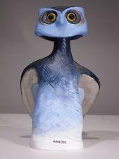 +# A006302 Goebel Archiv Muster Rosina Wachtmeister Eule mit Wackelkopf blau