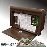 WFCO 8712 12 Amp RV Pop Up Camper Power Center Converter Charger WF-8712-P