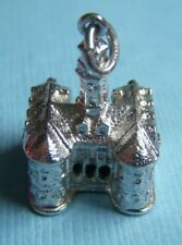 Vintage Capitol building Colonial Williamsburg Virginia IC sterling charm