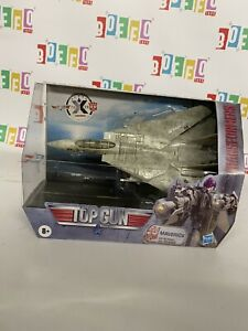 Hasbro Transformers X Top Gun Voyager Project Cruise Maverrick F14 Action Figure