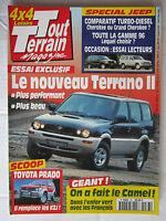TOUT TERRAIN N° 83/TERRANO II/TOYOTA PRADO/CAMEL/Spécial JEEP/