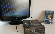 VHS Portabile Video Cassette Recorder Bauer VRP 30 Made in Japan Raro