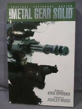 The Complete METAL GEAR SOLID Tactical Espionage Action Kris Oprisko Book