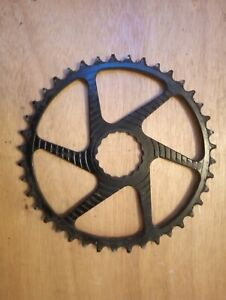Superstar race face cinch 40t chainring non boost black