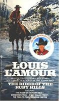 The Rider of the Ruby Hills by Louis LAmour