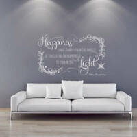 Wall Stickers Harry Potter Happiness Can Be Found dark vinyl decal decor Nursery