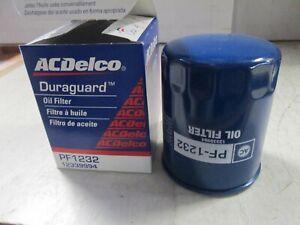 ACDelco PF1232  Datsun/Nissan '72-99 Infinity '90-97 Subaru '82-94  GM# 12339994
