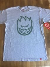 SPITFIRE WHEELS Big head T-shirt Athletic heather / Grey L Supreme