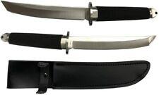 "12"" S-TEC Brilliant Tanto Tactical Hunting Knife Pocket Blade Survival Combat"