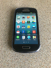 Samsung Galaxy S III Mini GT-I8190 - 8GB-Pebble Blue (Entsperrt) Smartphone