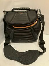 Kata Black Large Camera Bag With Shoulder Strap And Belt Loops