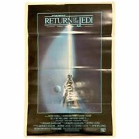 Star Wars: Return of the Jedi 1983 Original Movie Poster - Style A - 27x41