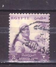 FRANCOBOLLI Egitto Egypt 1954-55 - Serie Ordinaria 2 m. YV366