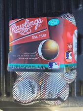 Twelve (12) Pack New Rawlings Recreational Use Leather Baseballs