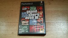 GRAND THEFT AUTO 3 III GRAND THEFT AUTO VICE CITY PLAY STATION  2
