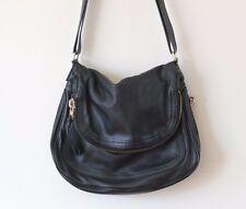 "Tom Ford large Jennifer Crossbody Bag ""alike"", Black Leather, great Condition!!!"