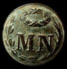 Button Milicia Nacional, Napoleonic wars, 21 mm.