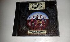 Kings of Cajun, Vol. 2 (1993) CD INC QUEEN IDA, DEACON JONES ETC ....