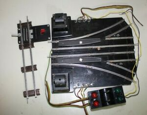 AMERICAN FLYER SWITCHES & CONTROL & MANUAL UNCOUPLER