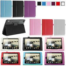Folding Folio Ultra Slim Leather Case Cover Stand For Acer Iconia A1 A1-810 7.9