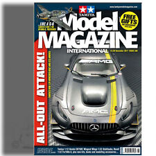 TAMIYA MODEL MAGAZINE INTERNATIONAL ISSUE 267 JANUARY 2018