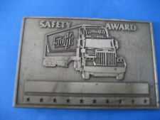 TRUCK DRIVRS     BELT BUCKLE  (BK229)