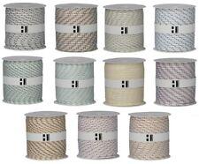 Hummelt® SilverLine-Rope Schot Seil Polyesterseil 6mm 50m auf Rolle