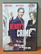 Henry's Crime   (DVD)   LIKE NEW