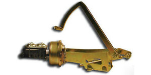 1937-48 Chevy Car Power Brake Booster Pedal Master Cylinder Assembly street rod