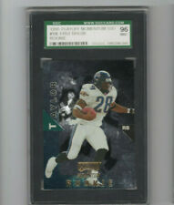 1998 Playoff Momentum SSD Fred Taylor Rookie Card! SGC 96 MINT! Jaguars RB!