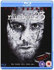 The Number 23 Blu-ray  New & Sealed 5017239151446