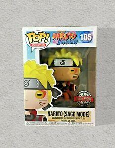 FUNKO POP Anime NARUTO Sage Mode #185