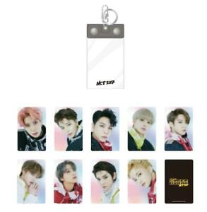 NCT 127 WE ARE SUPERHUMAN POP-UP STORE OFFICIAL GOODS KEY RING + PHOTO CARD NEW